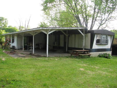 Cobden Single Family Home For Sale: 10465 N Old Highway 51