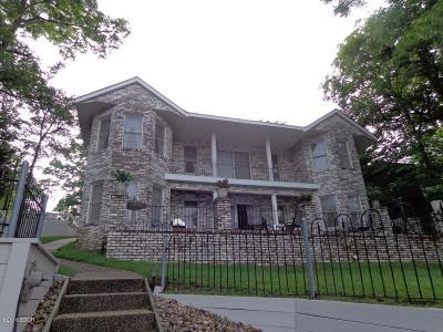 Goreville Single Family Home For Sale: 175 Oak Circle