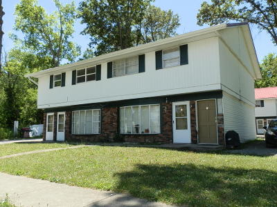 Benton Multi Family Home For Sale: 442-446 W Church Street