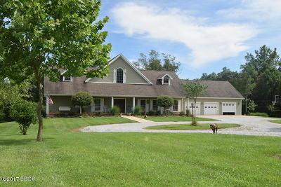 Goreville Single Family Home For Sale: 300 Crews Canyon Lane