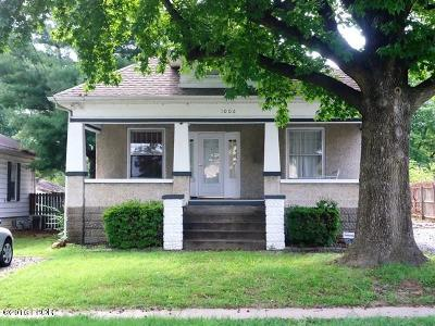 Marion Single Family Home For Sale: 1006 N State