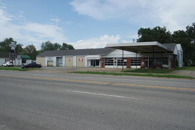 Massac County Commercial For Sale: 911 E 5th Street