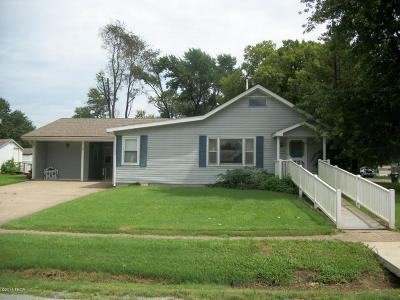 Gallatin County Single Family Home For Sale: 204 Park St