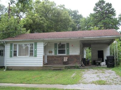 Harrisburg Single Family Home For Sale: 813 W Lincoln Street