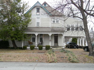 Massac County Single Family Home For Sale: 314 E 3rd Street