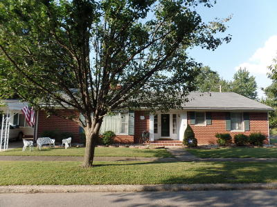 Harrisburg IL Single Family Home For Sale: $99,900