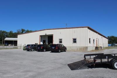 Benton Commercial For Sale: 307 E Wastena