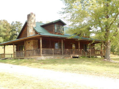 Jonesboro Single Family Home For Sale: 100 State Pond Road