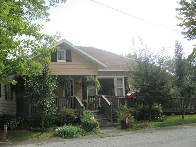 West Frankfort Single Family Home For Sale: 602 S Sunny Slope