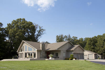 Jackson County, Williamson County Single Family Home For Sale: 170 Tinbender Road