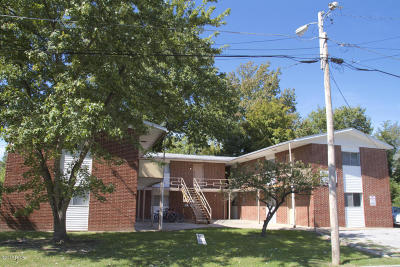 Carbondale Multi Family Home For Sale: 504 S Hays Street