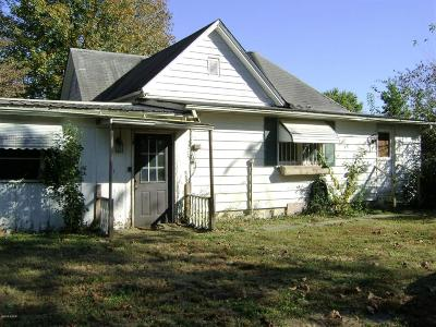 Jonesboro Single Family Home For Sale: 309 South Main St