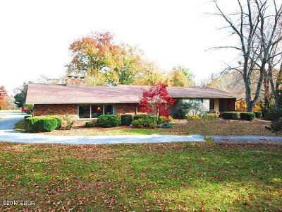 Carterville Single Family Home Active Contingent: 4916 Sassafras Lane