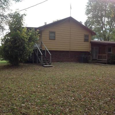 Massac County Single Family Home For Sale: 3625 Joppa Bypass