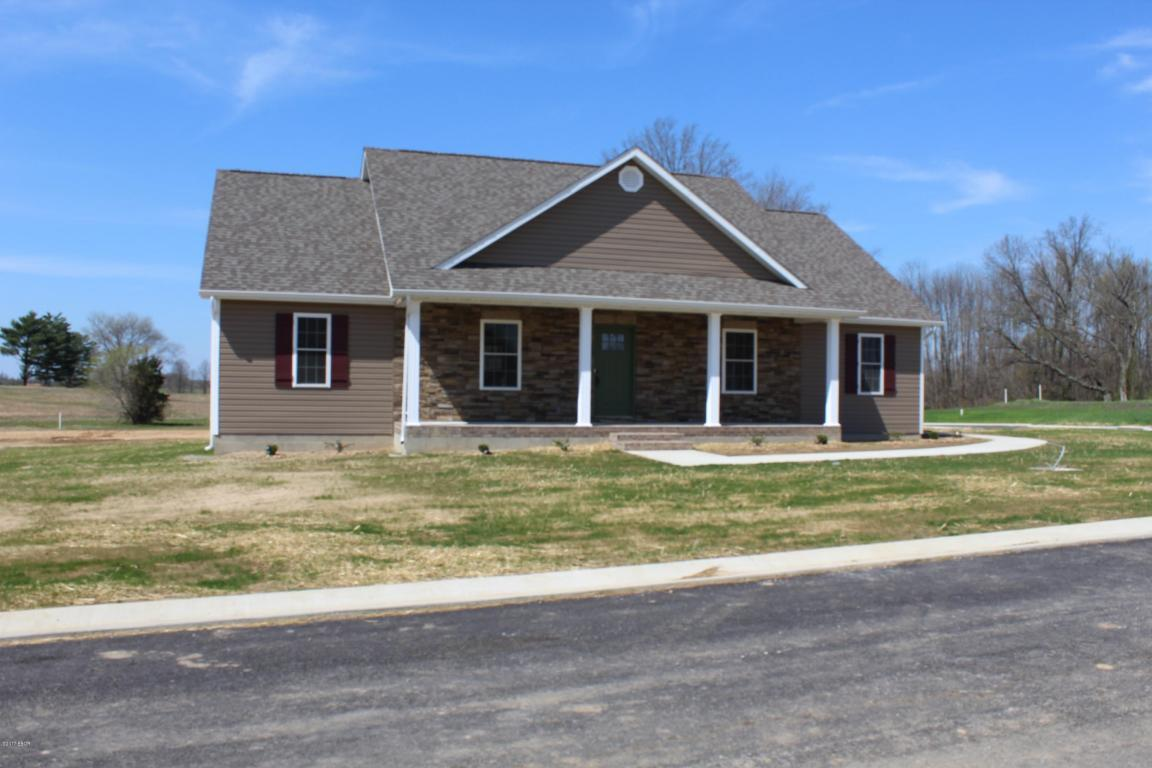 Listing 1800 roye lane marion il mls 409868 for Southern illinois home builders