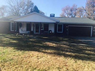 Herrin Single Family Home For Sale: 403 Park Lane