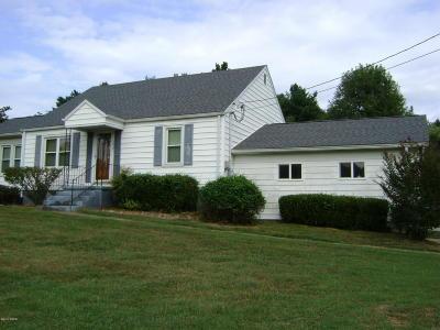 Jonesboro Single Family Home Active Contingent: 604 S South Main