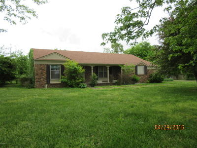 Massac County Single Family Home For Sale: 2622 Strawberry Road