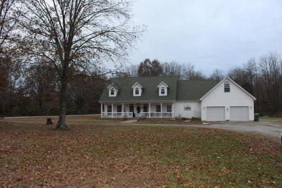 Carterville Single Family Home For Sale: 12677 Turkey Track Road