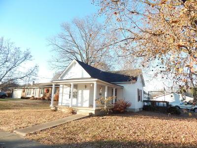 Marion Single Family Home For Sale: 412 E Boulevard