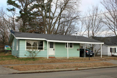 Carterville Single Family Home Active Contingent: 1004 James Street