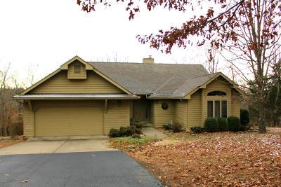 Goreville Single Family Home For Sale: 260 Sugar Creek Road