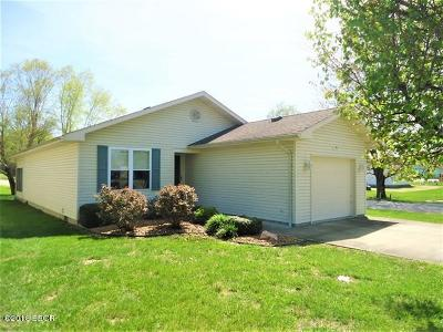 West Frankfort Single Family Home For Sale: 1302 Daffodil