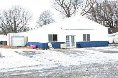 Goreville Commercial For Sale: 221 S. Fly