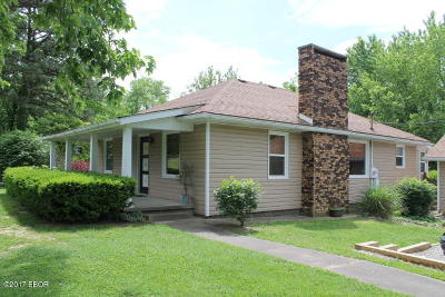 Carterville Single Family Home Active Contingent: 1300 N Maple
