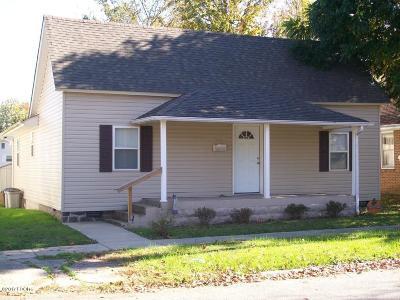 Herrin Single Family Home For Sale: 304 N 19th