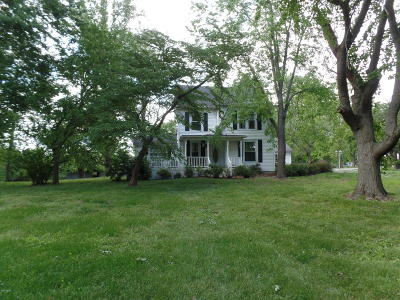 Saline County Single Family Home For Sale: 1310 Dorris Heights Road