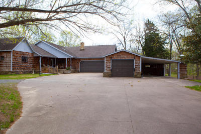 Creal Springs, Goreville, Marion Single Family Home For Sale: 783 McKinney Chapel Road