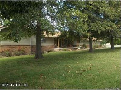 West Frankfort Single Family Home For Sale: 1423 Sandburg Road