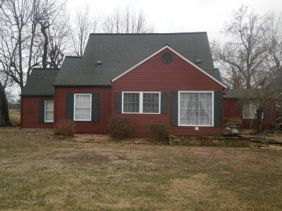 West Frankfort Single Family Home For Sale: 15906 # 9 Blacktop