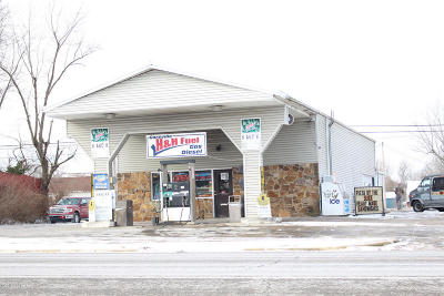 Goreville Commercial For Sale: 220 S Broadway