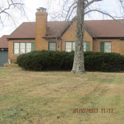 Thompsonville IL Single Family Home For Sale: $124,900