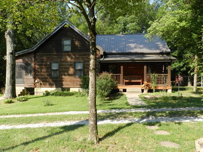 Single Family Home For Sale: 830 Old Town Road