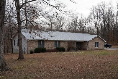 Harrisburg IL Single Family Home Active Contingent: $175,000