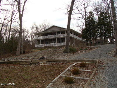 Goreville Single Family Home For Sale: 910 Lakeshore Drive South