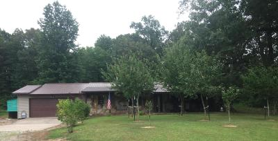 Pope County Single Family Home For Sale: 93 Trail Of Tears Road