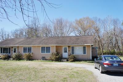 Massac County Multi Family Home For Sale: 25 Faughn Lane