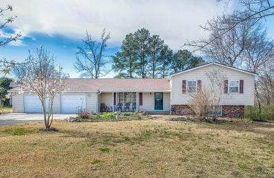 Single Family Home For Sale: 2200 N Reed Station Road
