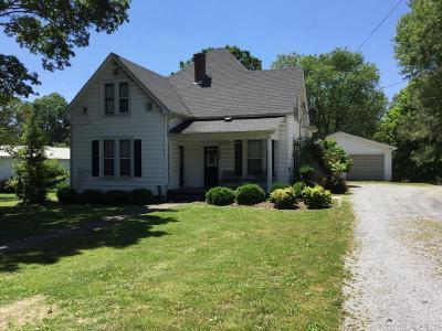 Jonesboro Single Family Home For Sale: 313 S Locust Street