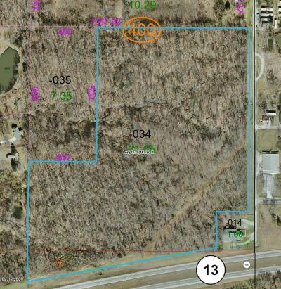 Jackson County Residential Lots & Land For Sale: Rt 13 East