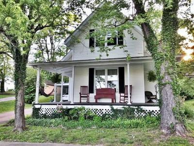 Vienna Single Family Home For Sale: 205 N 5th Street