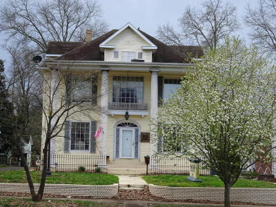 Single Family Home For Sale: 317 W Poplar Street