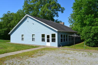 Vienna Single Family Home For Sale: 4475 Hwy 45s