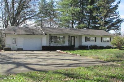Eldorado Single Family Home For Sale: 2025 State Street
