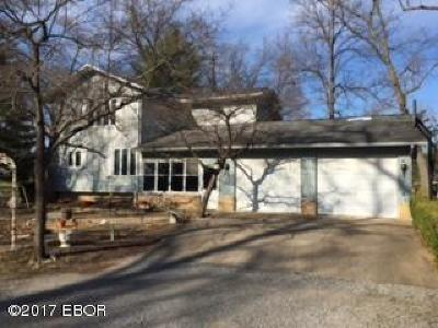 Marion IL Single Family Home For Sale: $229,900