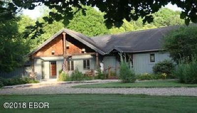 Jonesboro Single Family Home For Sale: 1160 Springville Hill Road